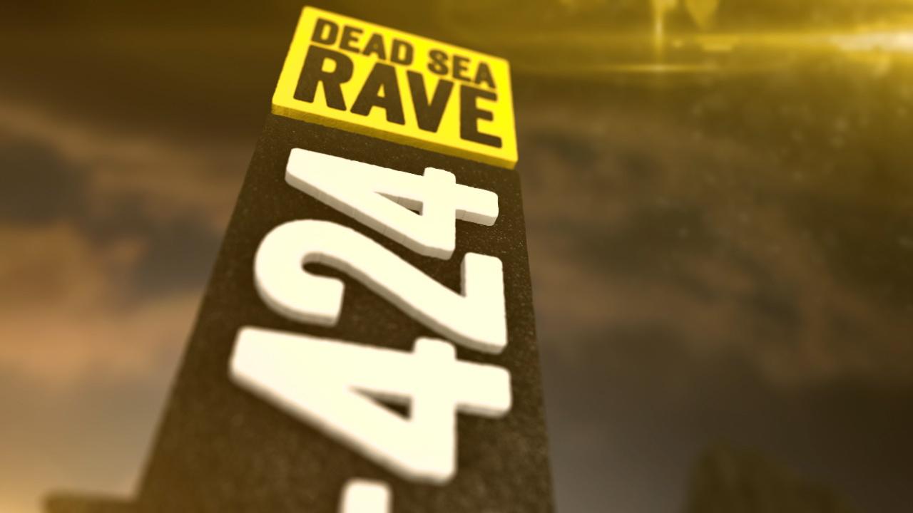 Dead Sea Rave Promo // David Guetta