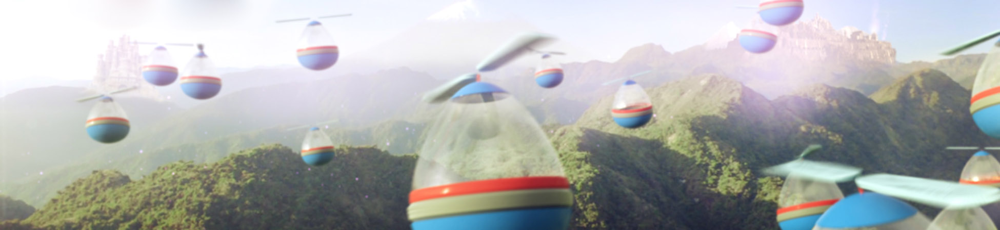 Flying Shuttles