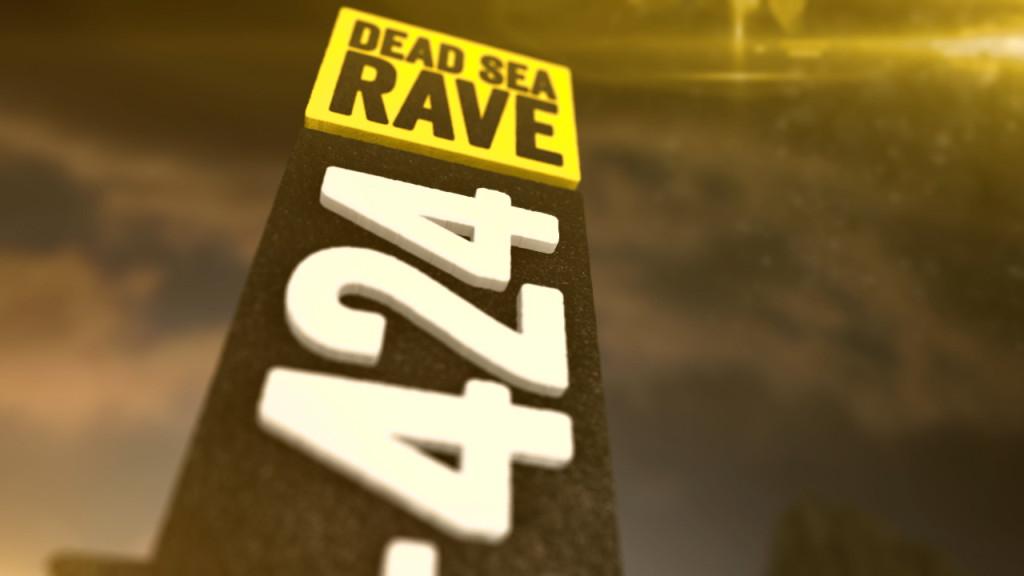 Dead Sea Rave -424 David Guetta