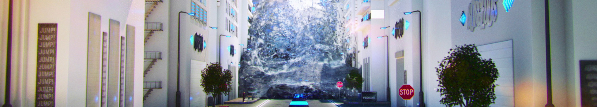 Tsunami Borgeous