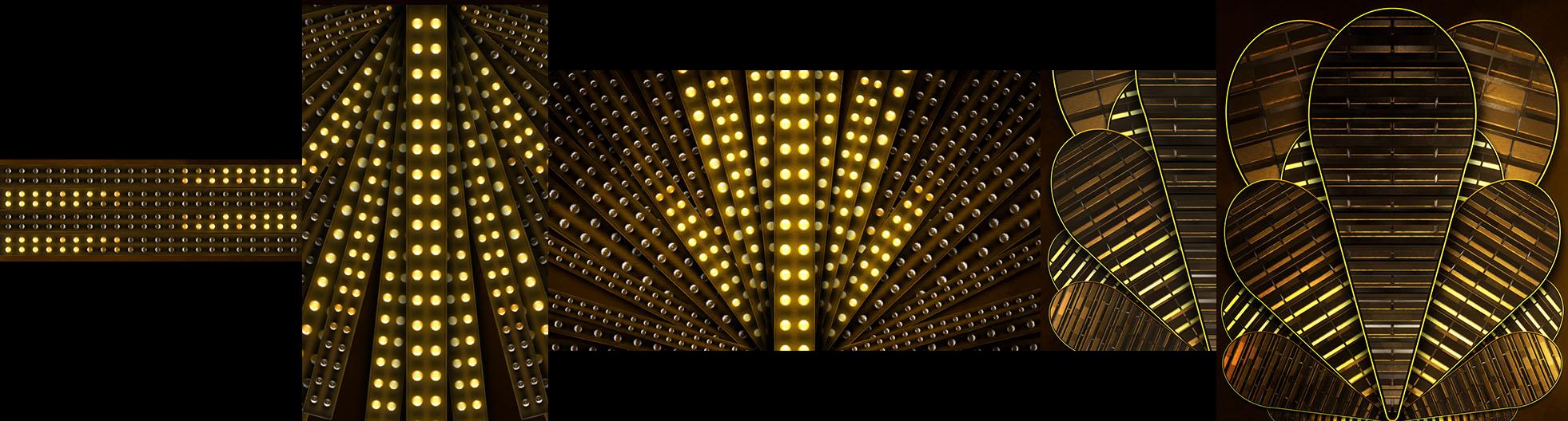 Lights - Got Talent Israel by Elad Magdasi