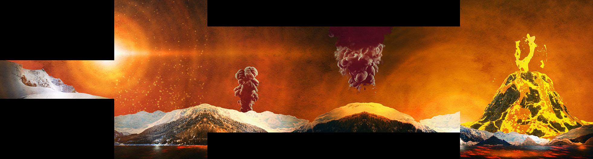 Volcano - Got Talent Israel by Elad Magdasi