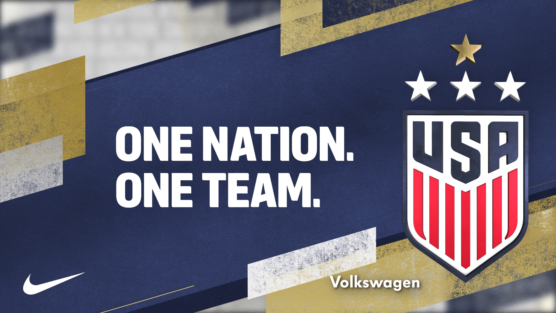 US Soccer One Nation One Team