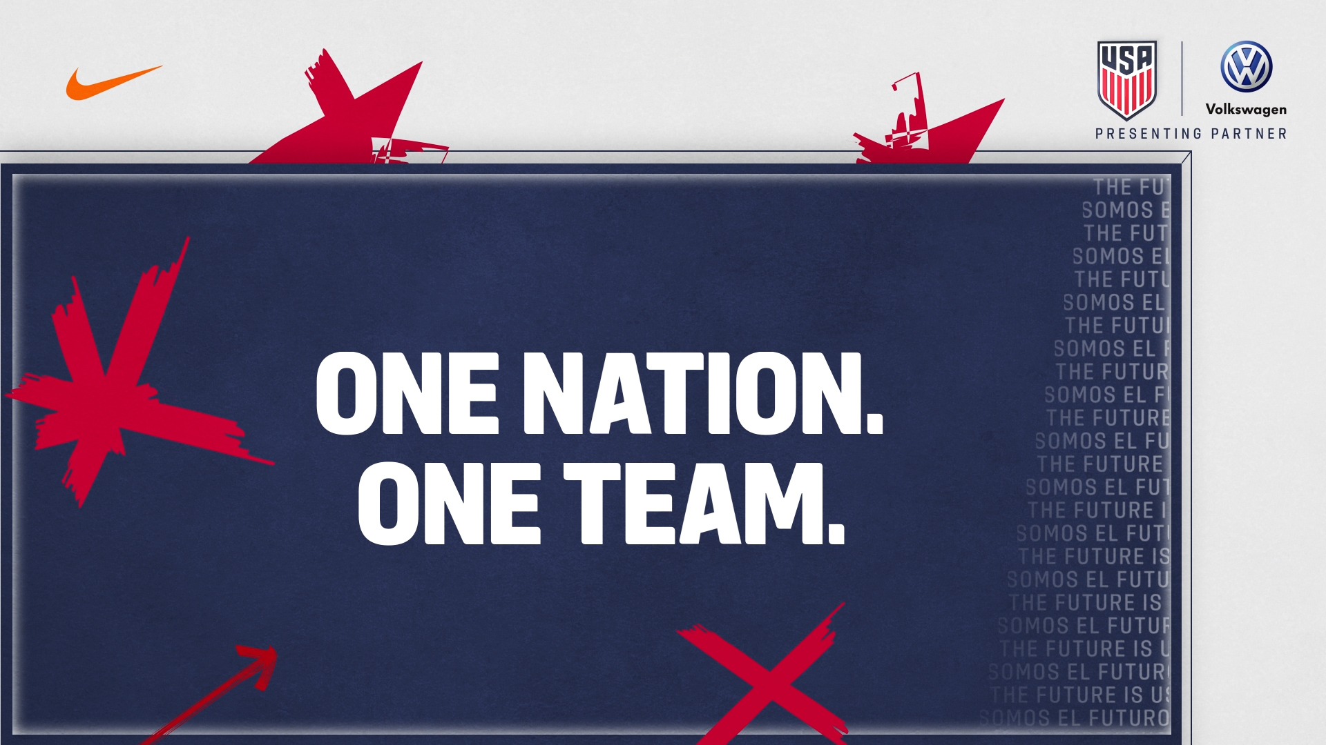 US Soccer One Nation, One Team